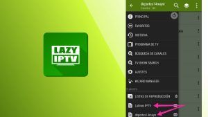descargar instalar lazy iptv apk app android iphone pc windows descargar gratis