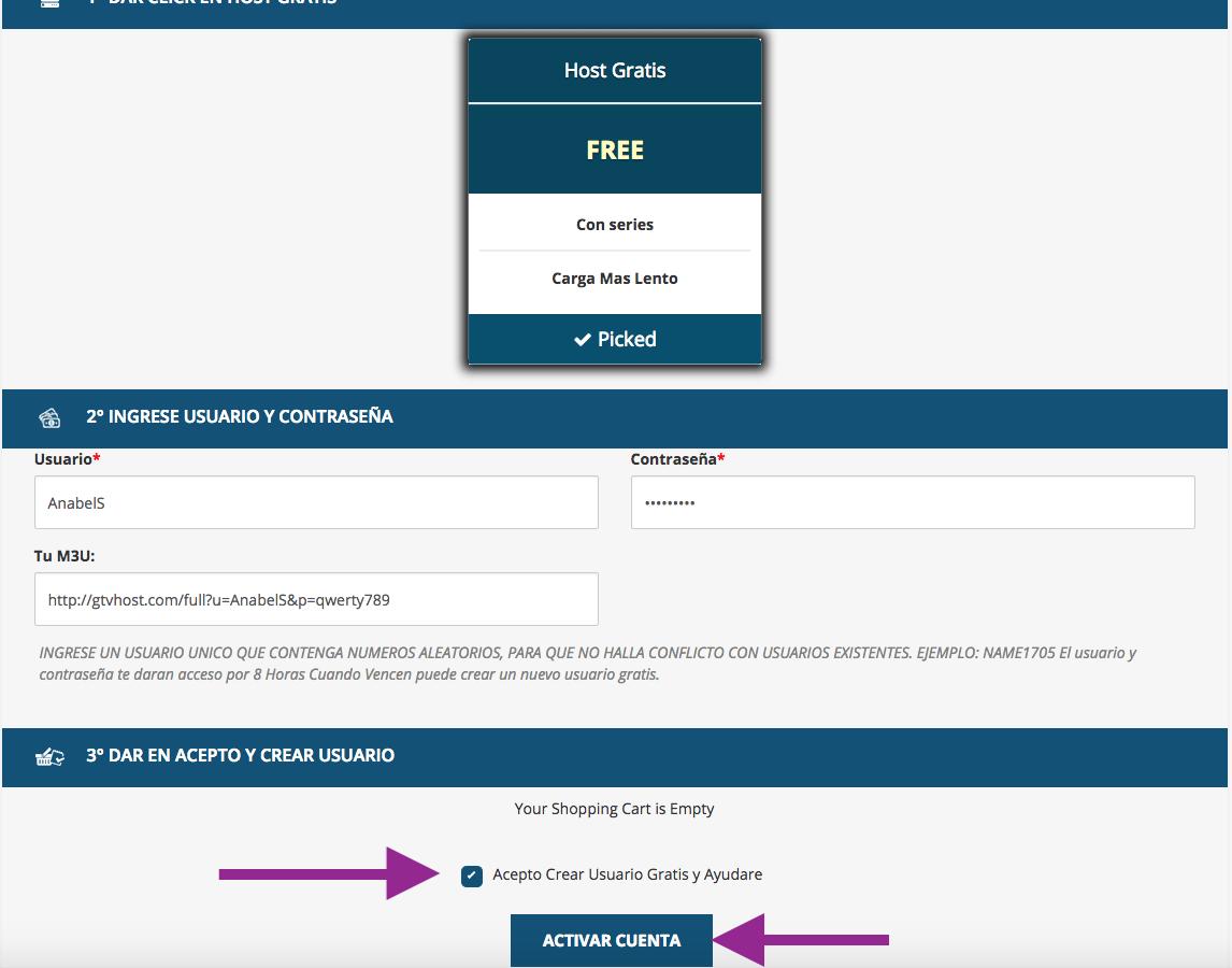 como registrarse ganga tv box android 2018 gratis vip premium