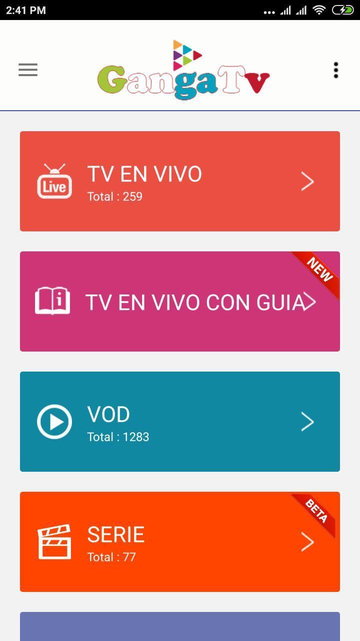 lista iptv saturada ganga tv premium hd 2018