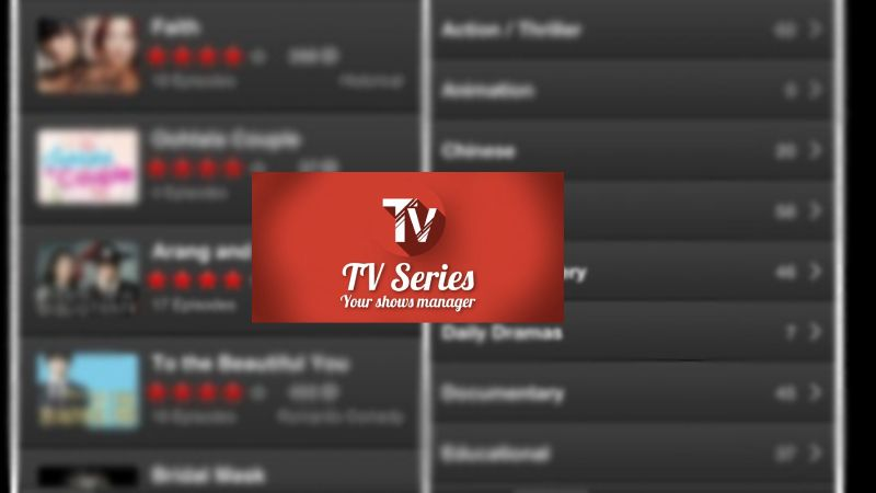 TV Series APP APARA ANDROID