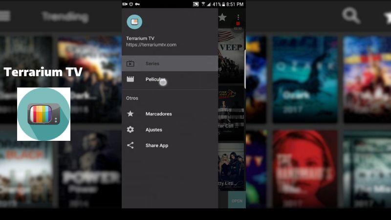 Terrarium TV app android