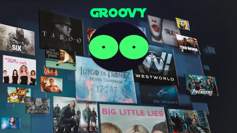 descargar Groovy en SMART TV