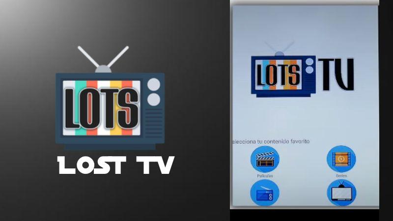 Lost TV APP 2018 gratis android, iPhone, TV Box, PC, SMART TV