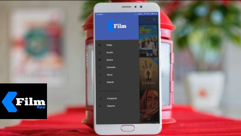 film app android