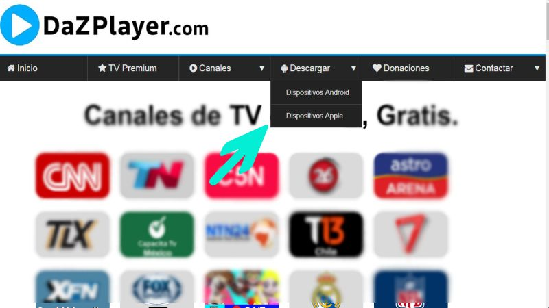 DaZPlayer APK para pc