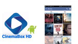 Que es CinemaBox apk