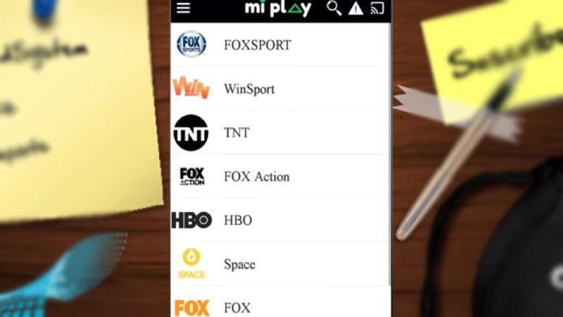 mi play apk para smart tv