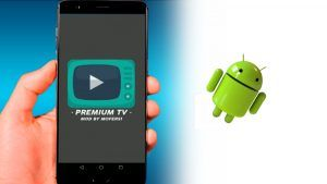 Premium TV APK para Smart TV / Sony / LG / Samsung