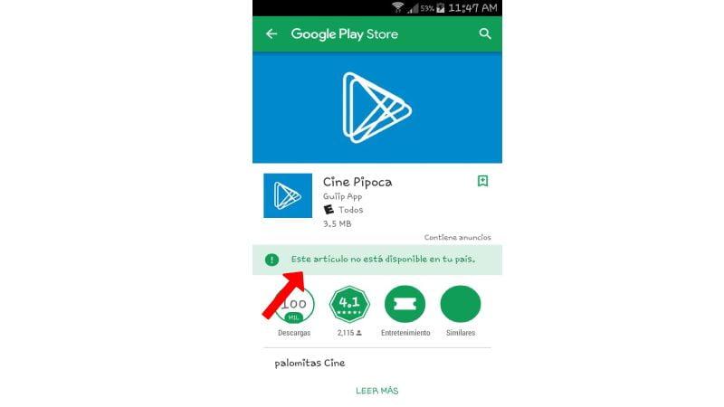 Descargar Cine Pipoca APP para Android