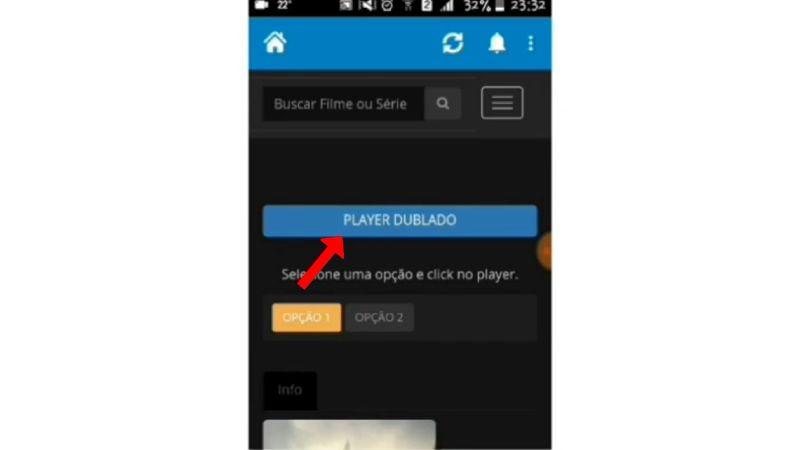 Cine Pipoca APP para Smart TV