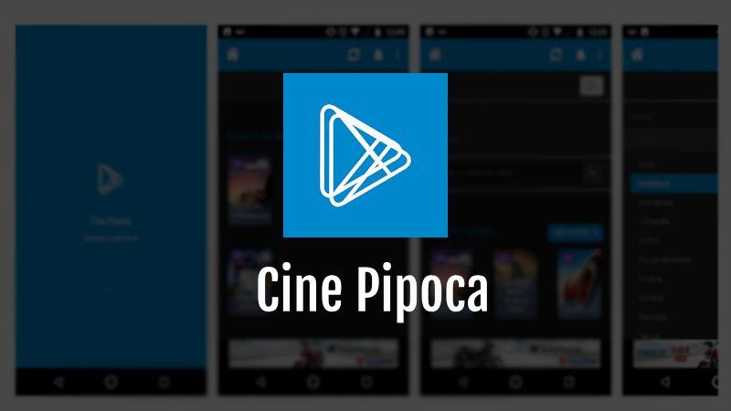 Como cambiar el idioma en Cine Pipoca APP