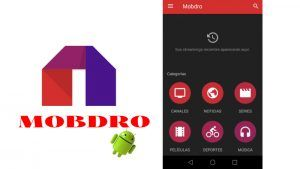 Como instalar Mobdro HD en TV Box
