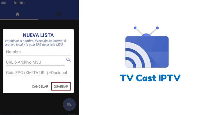 Descargar TV cast APK para Smart TV / TVcast APK Smart TV Samsung