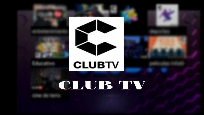 Descargar Club TV APK android