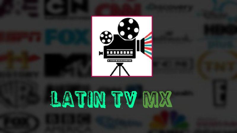 Como agregar listas IPTV y m3u en Latin TV MX APK