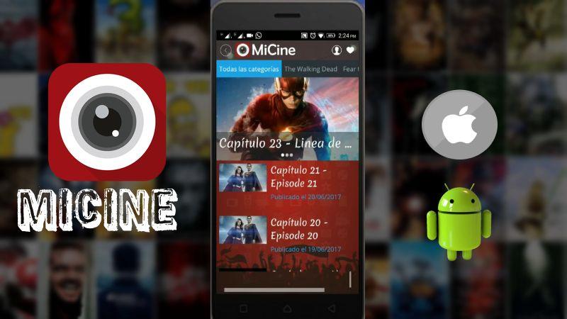 Descargar Micine APP Android
