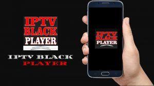 Descargar IPTV Black Player para Android / Black Player APK android