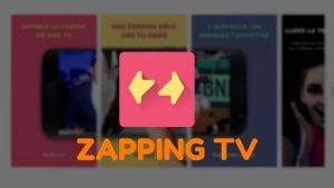 descargar Zapping TV APK