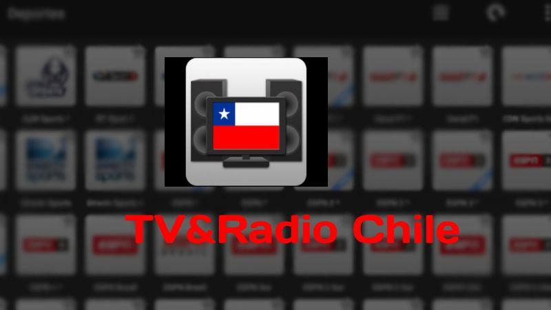 TV y Radio Chile APK android