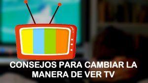 consejos para ver tv
