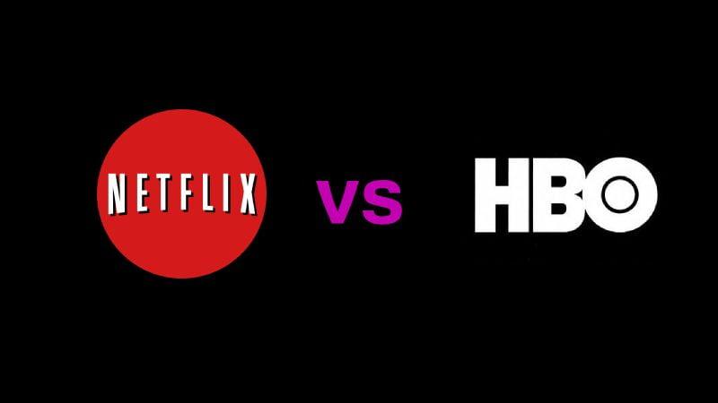 Netflix VS HBO mejor versión