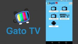 Descargar Gato TV para Android