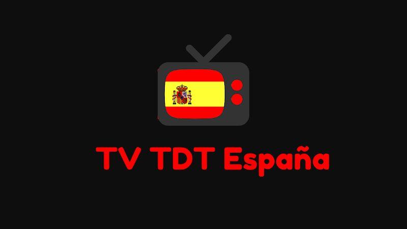 descargar TV TDT España APK