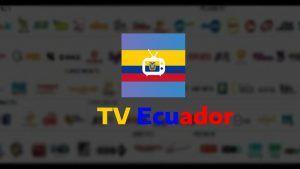 Descargar tv ecuador apk