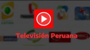 Descargar Televisión Peruana APK