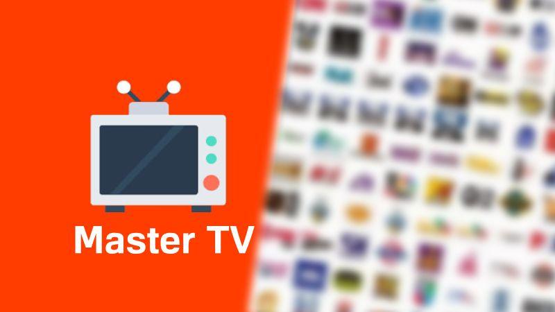Descargar Master TV APK