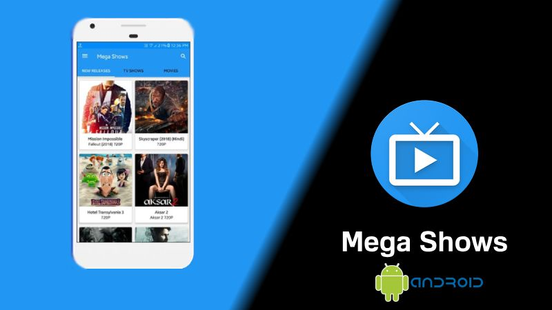 descargar Mega Shows apk