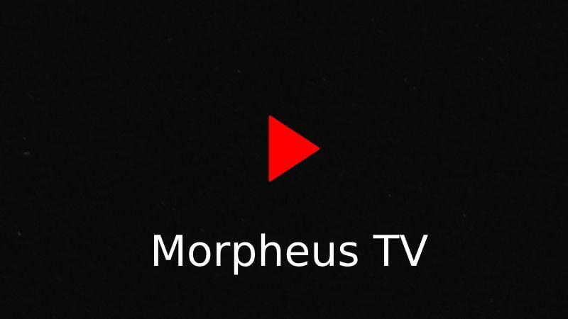 descargar Morpheus TV