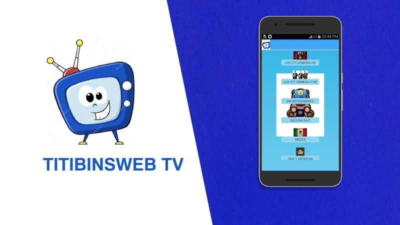 descargar TITIBINSWEB TV apk