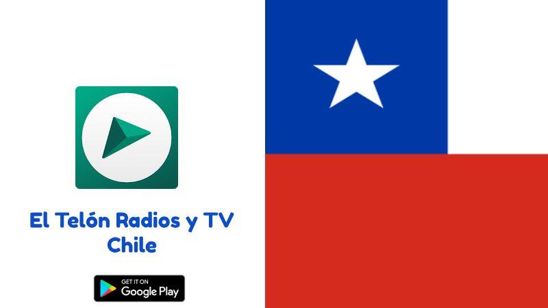 descargar TV en El Telón Radios y TV Chile apk