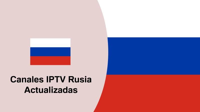 descargar listas iptv rusia gratis