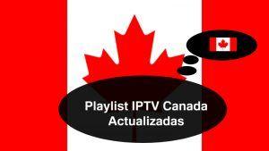 descargar playlist iptv canadá 2019