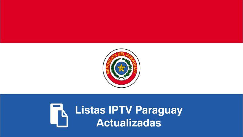 Descargar Listas IPTV Paraguay