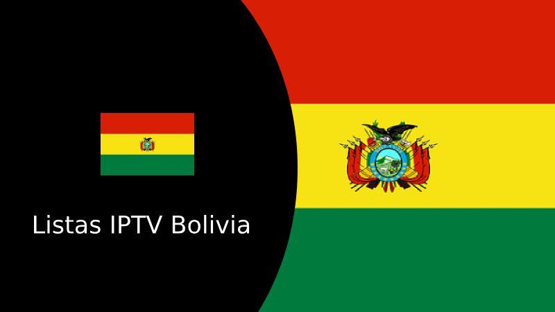 descargar listas iptv bolivia