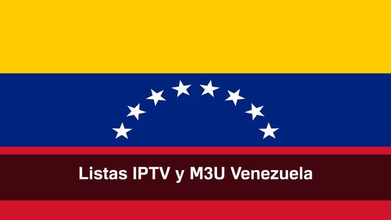 descargar listas iptv venezuela