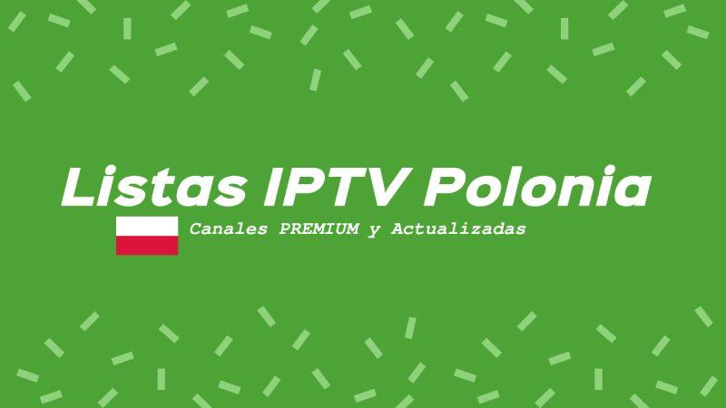 descargar listas iptv polonia
