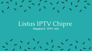 descargar listas iptv chipre gratis