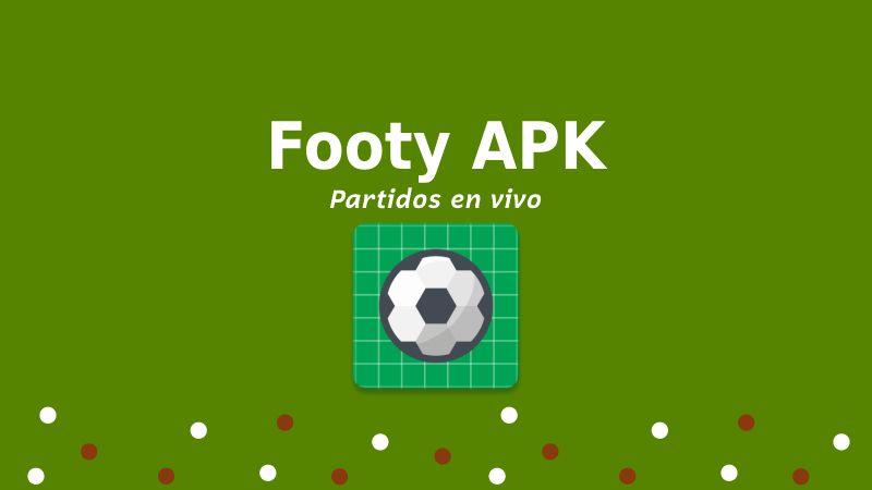 descargar footy apk