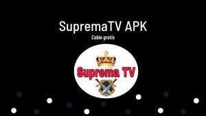 SupremaTV descargar