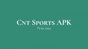 descargar Cnt Sports APK