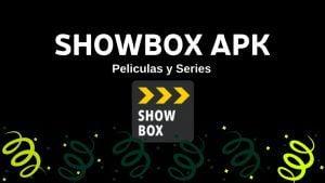 descargar SHOWBOX APK