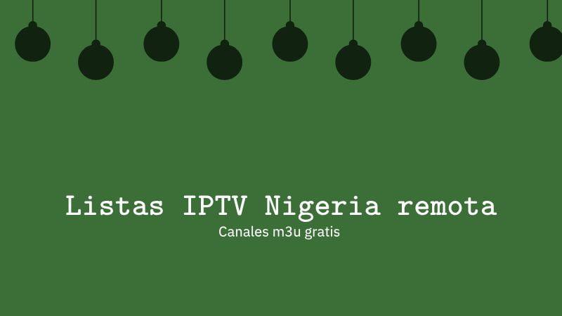 descargar Listas IPTV