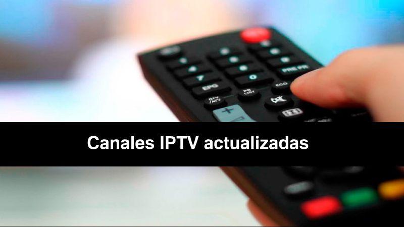 canales IPTV gratis
