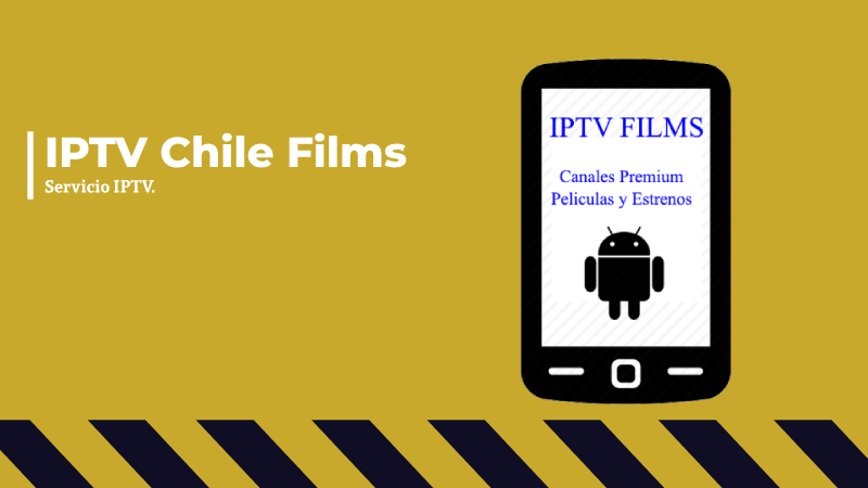 descargar IPTV Chile Films apk