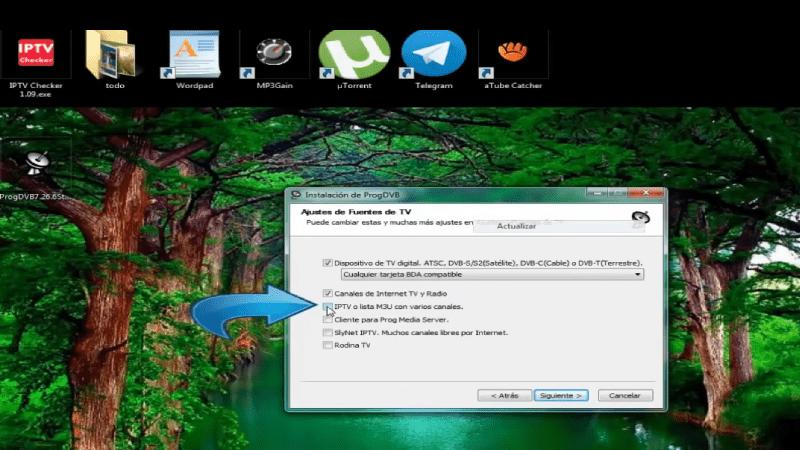 Programa  Prog DVD para Windows