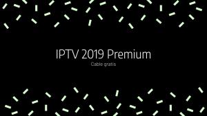 descargar IPTV 2019 Premium
